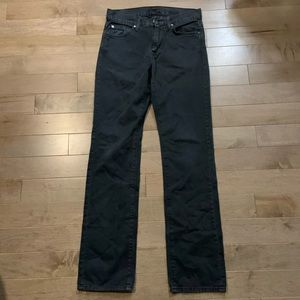 7 For All Man Kind Slimmy Jeans